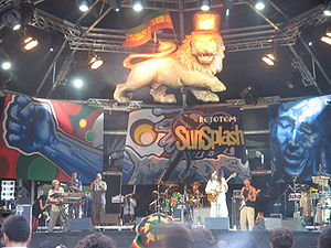 Rototom Sunsplash, one of the biggest reggae f...