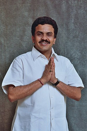 English: Sanjay Nirupam