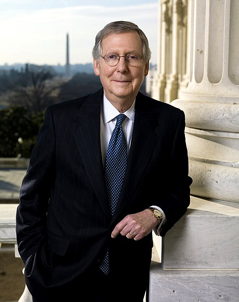 Kentucky Senator Mitch McConnell calls Senate Finance Chair Max Baucus out for influencing governments decision to gag insurers.  Baucus plan will cut Medicare Advantage program over 10 years.