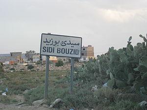 Sidi Bouzid, Tunisia