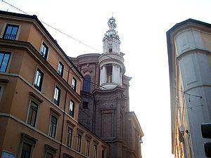 Italiano: Roma - Campanile della Chiesa di S. ...