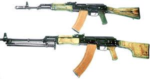 AK-74 RPK-74 DA-ST-89-06612