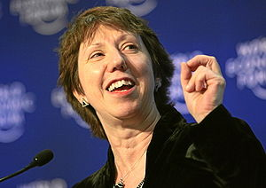 English: Baroness Ashton of Upholland, Commiss...