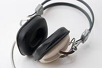 Circumaural headphones have large pads that su...