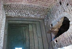 Pool of a medieval mikvah in Speyer, dating ba...