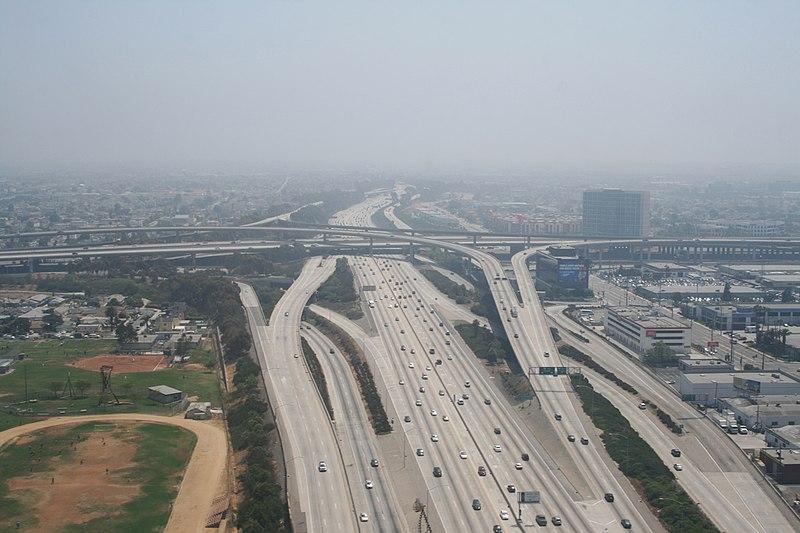 Los Angeles - I-405