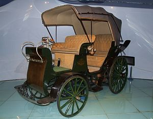 Das Krönungsmobil für den neuen König der Republik Freies Deutschland (Photo credit: Wikipedia)