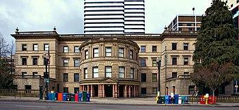 City Hall of Portland, Oregon