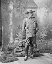 Il colonnello Samuel Benfield Steele