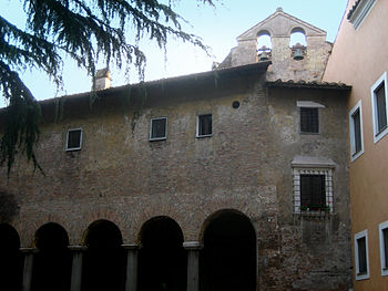 Santo Stefano Rotondo (Rome). This fifth-centu...
