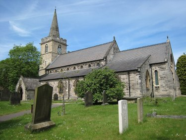 St Ricarius Church, Aberford
