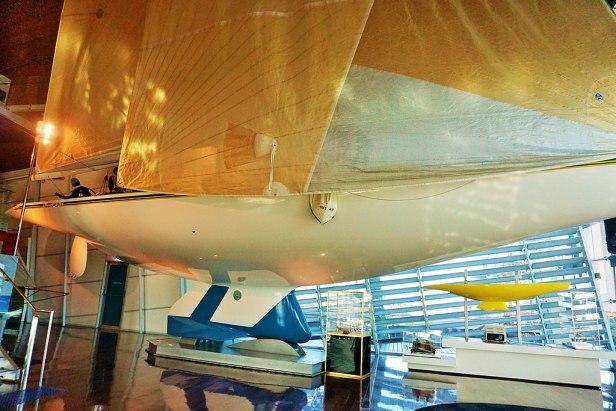 WA Maritime Museum - Joy of Museums - Australia II 2