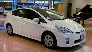 Toyota's Prius EV