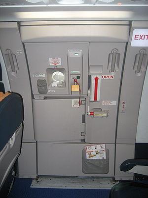 A321 Door 3R
