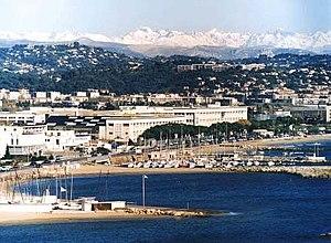 Le Centre spatial de Cannes Mandelieu