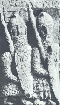 Archivi:Bassorilievo di Porta Romana (1171 ca.).II.PNG