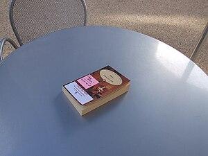 English: Bookcrossing of Jane Austen's Emma ou...