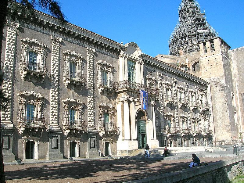 Piazza Dante (Benedettini) Catania