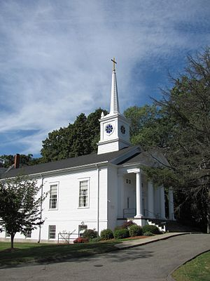 English: Community of Christ Church, Lexington...