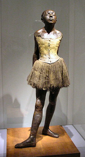 Dancer by Edgar Degas, Ny Carlsberg Glyptotek