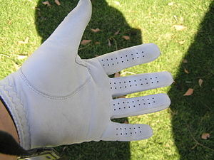 Glove that help grip