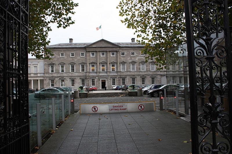 File:Leinster House, Dublin, October 2010 (03).JPG