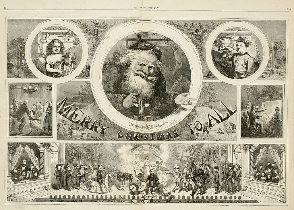 FileMerry Christmas To All By Thomas Nastjpg