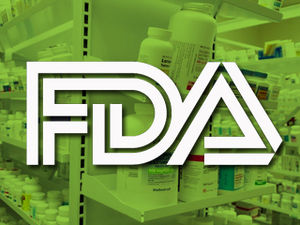 Logo of the U.S. Food and Drug Administration