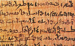 Papirus (papyrus)