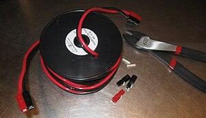 English: Anderson Powerpole connectors.