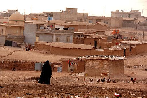 Rural village outside of Mosul, Iraq
