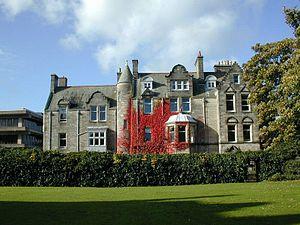 A photo I took: St Andrews University Classics...