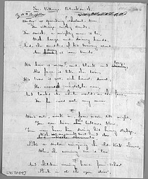 The Village Blacksmith Poem (Longfellow)