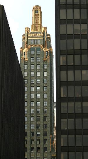 Carbide and Carbon Building (Hard Rock Hotel),...