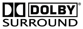 English: Dolby Surround Polski: Dolby Surround