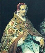 "Image result for 1378 – Cardinal Robert of Geneva, called by some the ""Butcher of Cesena"", is elected as Pope Clement VII"