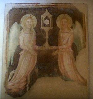 Santa Felicita, sala capitolare angeli