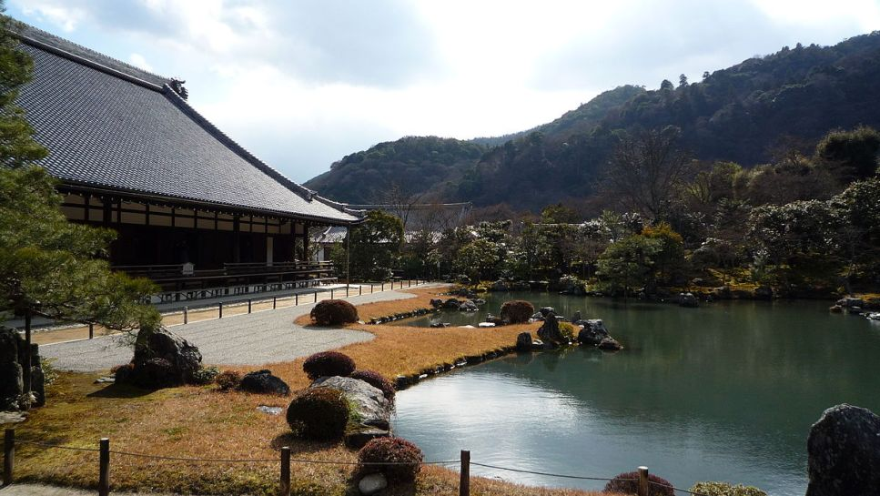 Image result for tenryuji