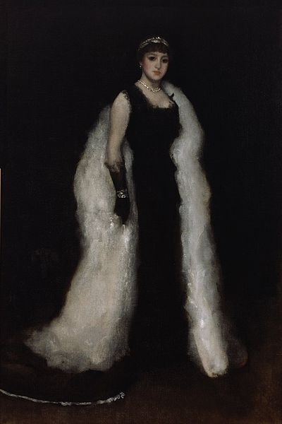 File:Whistler - Arrangement in Black, No. 5 (Lady Meux), 1881.jpg