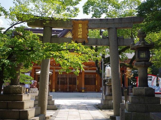 岸城神社 岸和田市岸城町 Kishiki-jinja 2013.8.29 - panoramio (2)