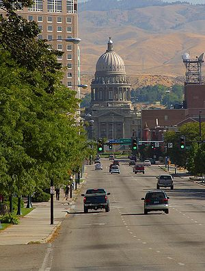 Idaho's population has increased rapidly in re...