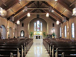 Cathedral Of The Immaculate Conception Tyler Texas