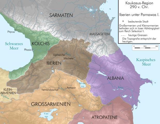 Iberien im Kaukasus
