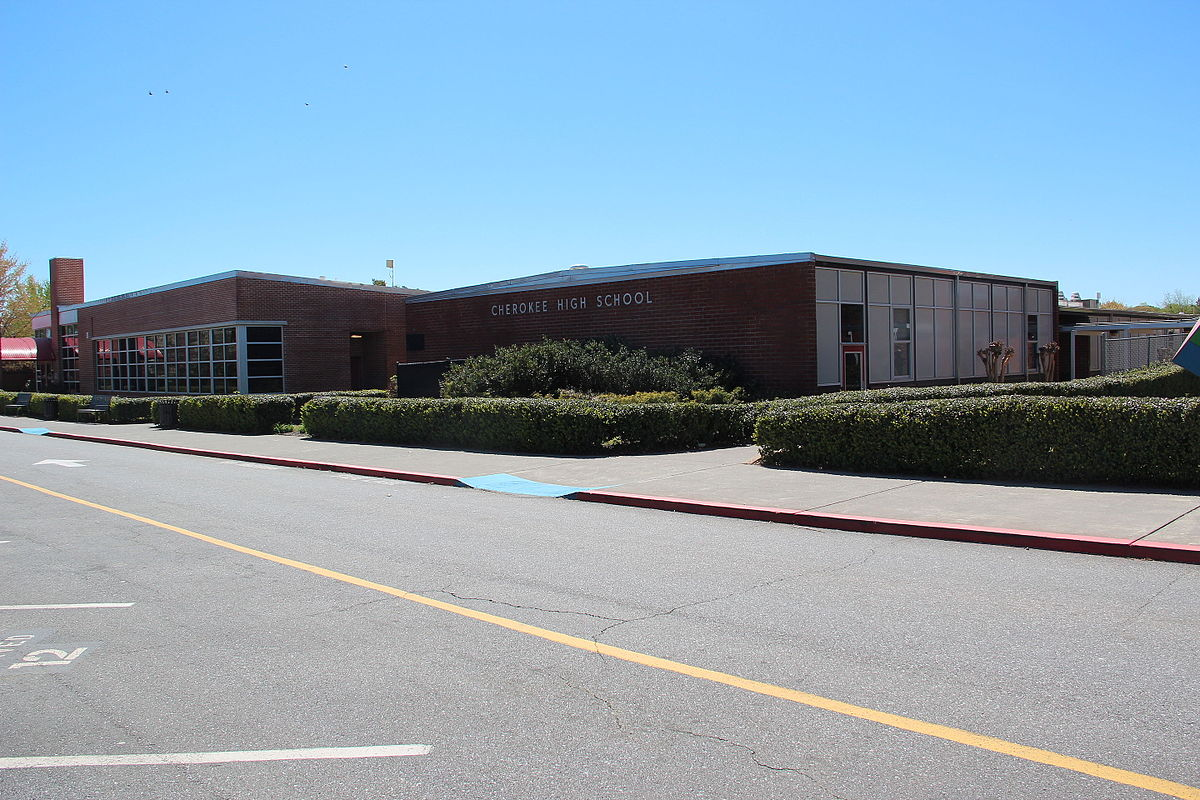 Cherokee High School Georgia Wikipedia