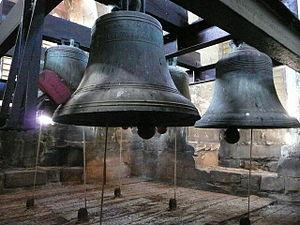 Clifton Campville Church Bells, St Andrew's church