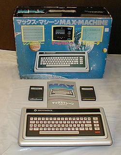 Commodore MAX Machine Wikipedia
