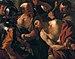 Utrecht Caravaggism:Dirck van Baburen, Christ ...