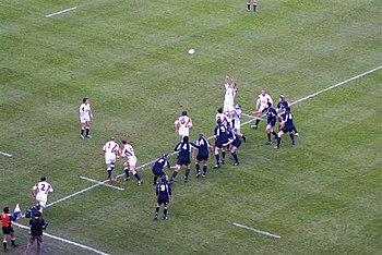 Team Scotland vs Team England