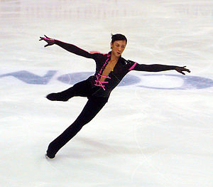 Johnny Weir SP 2009-2010 season (2009 Rostelec...
