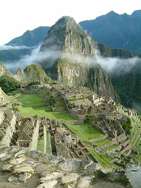 Файл:Peru Machu Picchu Sunrise.jpg
